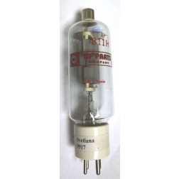 811H  Transmitting Tube, Heavy Duty Version of 811A, Svetlana (NOS)