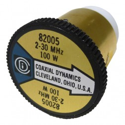 CD82005 Wattmeter Element, 2-30 mhz,100watt, Coaxial Dynamics