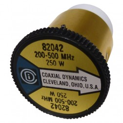 CD82042 wattmeter element, 200-500 mhz 250watt, Coaxial Dynamics