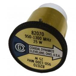 CD82070 Wattmeter  element. 950-1300 mhz 25w, Coaxial, Dynamics
