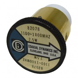 CD82078 Wattmeter  Element, 1.1-1.8 ghz,  2.5w Coaxial Dynamics