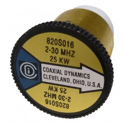 CD820S016 Wattmeter element,2-30 mhz   25kw, Coaxial Dynamics