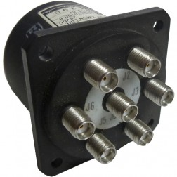 82152-146C70100-8 Switch, SP6T, SMA, Transco