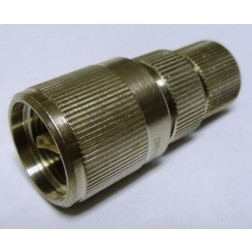 83-851 UHF Male 2 Piece Solder Type Connector (PL259), Straight, KnurledCable Group: E, F,  Amphenol/RF
