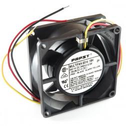 8314-19H   8300 Series Fan motor, 24vdc 6 watts, 47.1 cfm, Ebmpapst