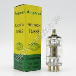 8608 Amperex Gold Pin Power Pentode (NOS/NIB)