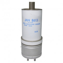 8613 Transmitting Tube, ITT (NOS)