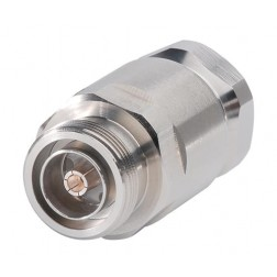 AL5DF-PS 7/16 DIN Female Connector, AVA5-50, Andrew / Commscope