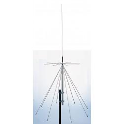 D3000N Discone Antenna, 25 to 3000 MHz receive, 50-1200 MHz transmit, Diamond