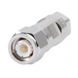 F1TTM-C TNC Male Connector, FSJ1-50 (Good to 10 GHz), Andrew