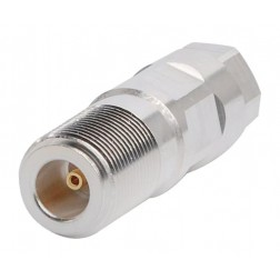 F2PNF-C Type-N Female Connector, FSJ2-50, Andrew/Commscope