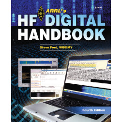 HFDIGIT Arrl hf digital handbook, 4th edition, ARRL