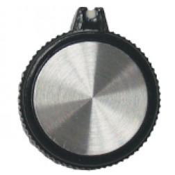 KNOB1F Tuning knob black .7 x .735
