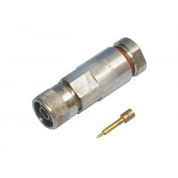 L44PW-P Type-N Male Connector, Removed from Equipment(Clean Used)