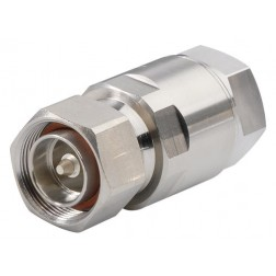 "L5TDM-PS 7-16 DIN Male Positive Stop™ for 7/8"" LDF5-50A cable, Andrew"