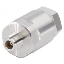 """L5TNF-PS Type N Female Positive Stop™ for 7/8"""" LDF5-50A cable, Andrew"""