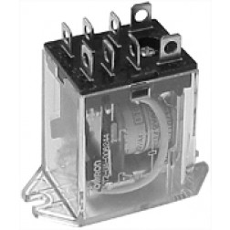 LY2-UA-006244 Relay, DPDT, 110/120 vac, Omron