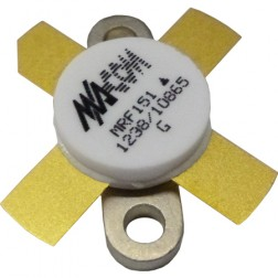 MRF151  RF Power Field-Effect Transistor, 150 W, 50 V, 175 MHz, N-Channel Broadband MOSFET, M/A-COM