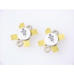 MRF422  NPN Silicon Power Transistor, 150 W (PEP), 30 MHz, 28 V, Motorola