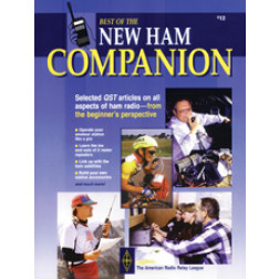 NHC Book, new ham companion, ARRL