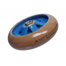 PE100-200-15 Doorknob Capacitor, 200pf, 15kvp,  Vishay/Draloric
