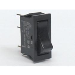 ROCKER-1 Switch, rocker spdt, snap in, 10a 250vac