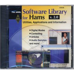 SLH-CD Software library for hams, Cd rom 2.0, ARRL
