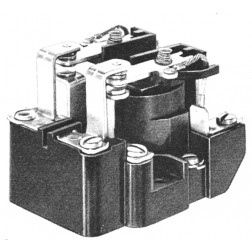 W199X-12 Relay, dpdt 30amp, Magnecraft