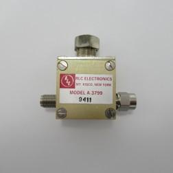 RLC A-3799 Attenuator 0-15dB 1-1500 MHz Variable SMA M to SMA F