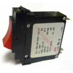 AL1-B0-26-625-131-C Circuit Breaker, Single AC, 25a, Carlingswitch