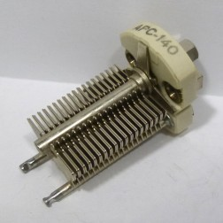 APC140 Variable Capacitor, Panel Mount, 6.7-140 pf, Hammarlund