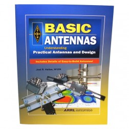BA  Book, Basic Antennas, ARRL