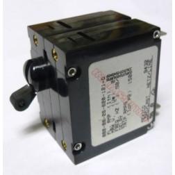 BB2-B0-26-620-121-D Circuit Breaker, Dual AC, 20a, Carlingswitch