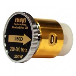 BIRD250D  Bird Wattmeter Element,  200-500 MHz, 250 Watt, Bird