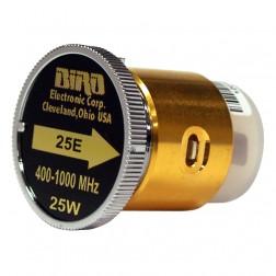 25E Bird Wattmeter Element  400-1000 MHz 25 Watt