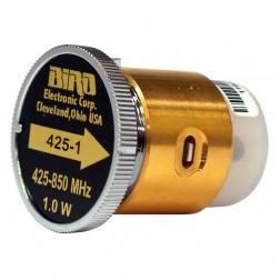 BIRD425-1 - Bird wattmeter Element 425-850mhz 1watt, Bird