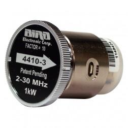 BIRD4410-3 - Bird Wattmeter Element 2-30MHz 1KW, Bird