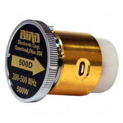 BIRD500D Bird Wattmeter Element, 200-500 MHz, 500 Watt, Bird