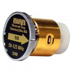 BIRD5B  Bird Wattmeter Element,  50-125 MHz, 5 Watt, Bird