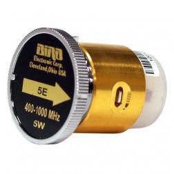 BIRD5E  Bird Wattmeter Element,  400-1000 MHz, 5 Watt, Bird