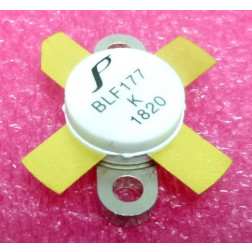 BLF177 Transistor, RF Power, 150 w, 50v, 175 MHz, P1dB