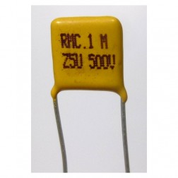 CM104-500 Ceramic Monolythic Multilayer Capacitor.1uf 500v