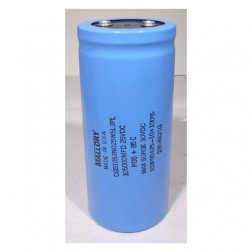 CGS1053N Capacitor, electrolytic, 105,000 uf/25vdc Computer Grade.  Mallory