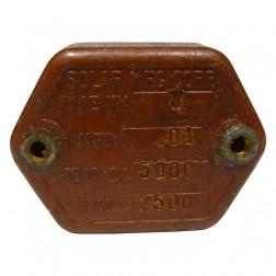 CM60-.01/2500V  Sangamo Mica Capacitor, 0.01uf 2500v