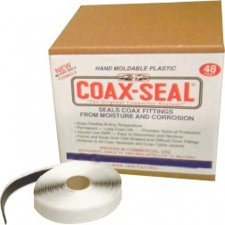 "CS105 Coaxial seal, 1/2w x 3/32""th, 4 rolls of 12'"