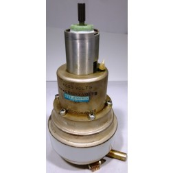 CVCC-2000-6N525  Vacuum Variable Capacitor, 25-2000pf, 6 kv (5kv working Volts), Jennings (Clean used)