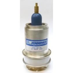 CVDD-500-15N  Vacuum Variable Capacitor, 20-500pf, 15kv, Jennings (Clean Used)