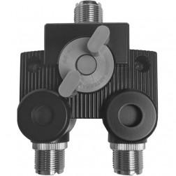 CX210N Heavy Duty Wideband Coax Switch, 2 Position, Type-N, Diamond