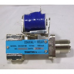CX531M Coax Relay, Tohtsu