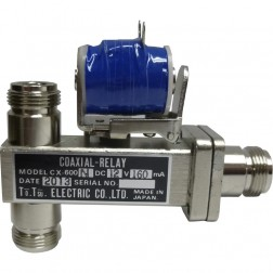 CX600N-12  Coaxial Relay, SPDT,Type-N  (3-Type N Female), 12v, Tohtsu
